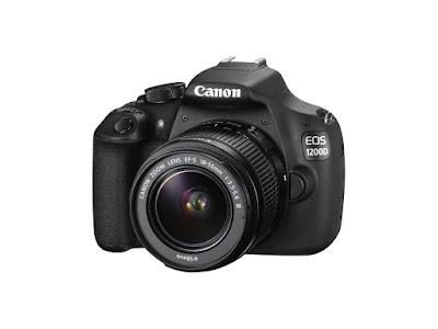 Digital Camera Canon EOS 1200D