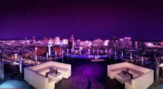 Hugh Hefner Sky Villa, Resor Palms (US $ 35.450)