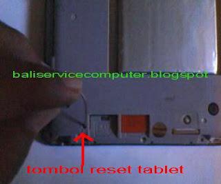 perbaiki tablet rusak hang