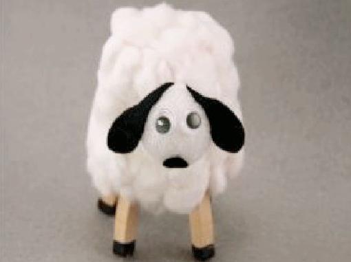 C mo hacer una oveja con vasos desechables paso a paso - Como hacer una oveja ...