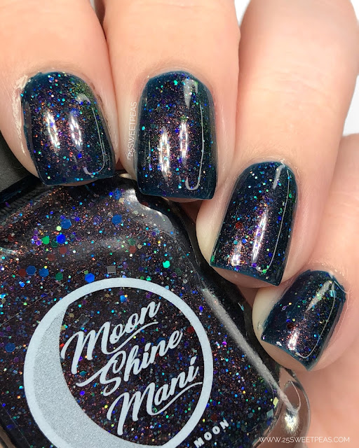 Moon Shine Mani Light Up the Night!