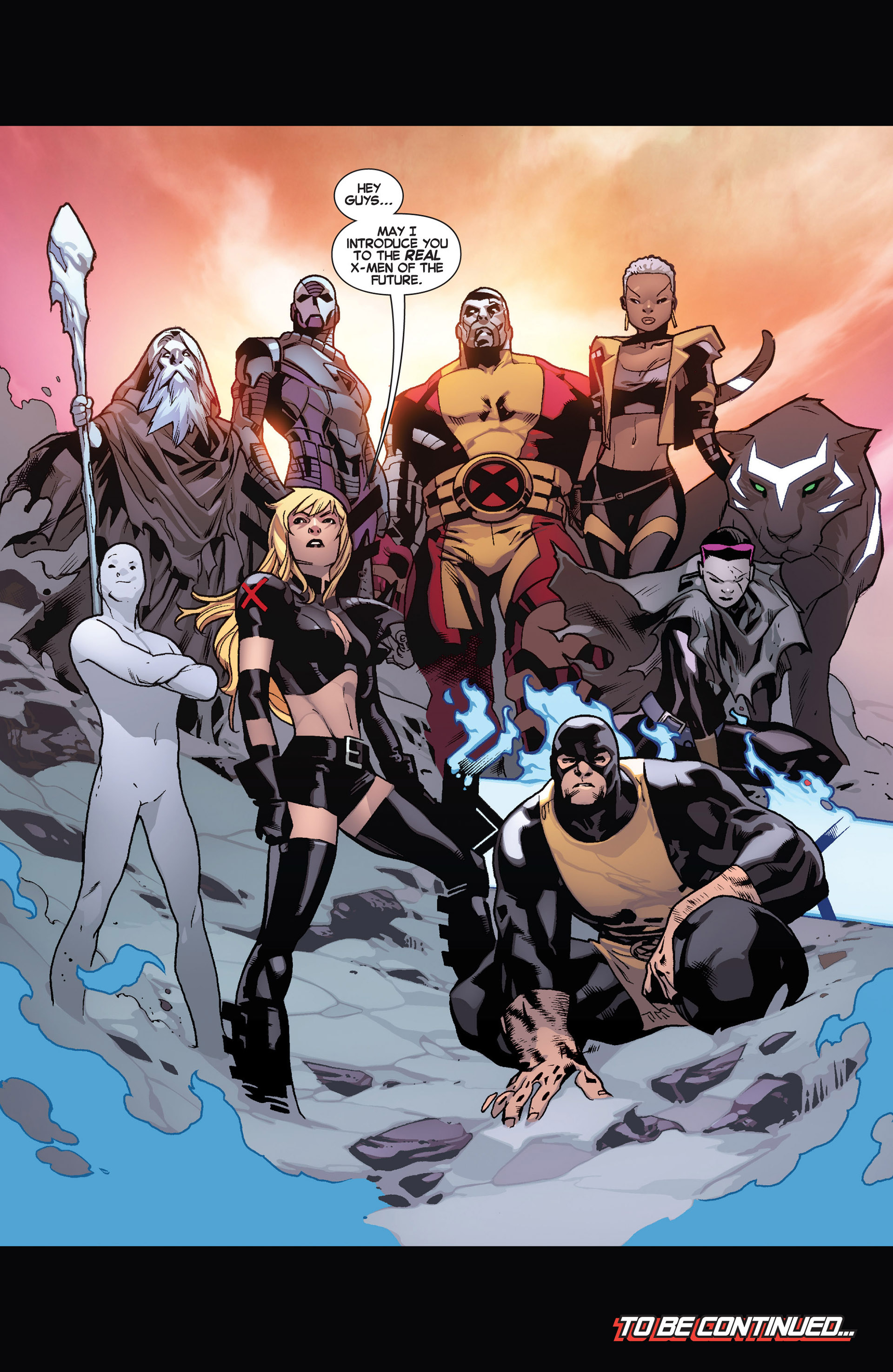 Read online All-New X-Men (2013) comic -  Issue #17 - 16
