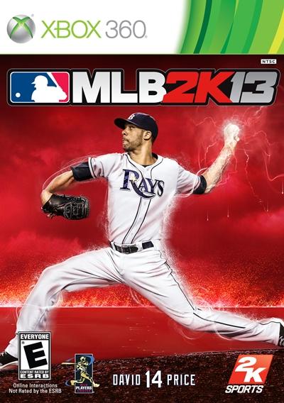 MLB 2K13 Xbox 360 NTSC-U XGD2