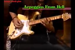 teknik skill melody gitar