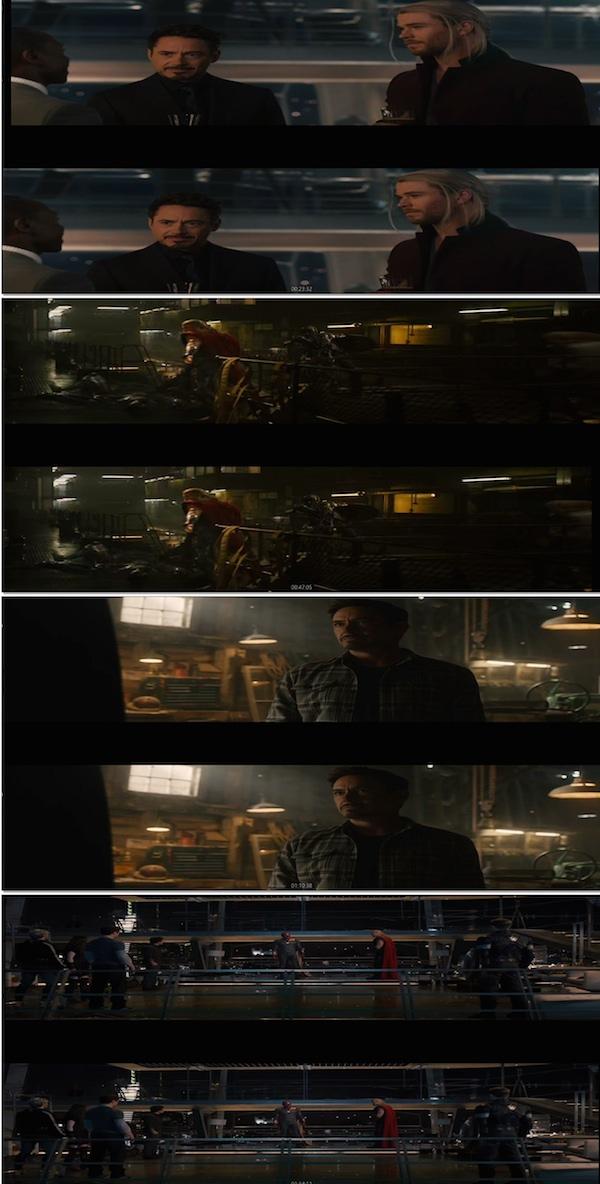 Avengers Age of Ultron 2015 3D BluRay 1080p Half-SBS 700MB