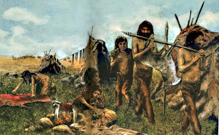Neolítico (12000 a.C. e 4000 a.C)