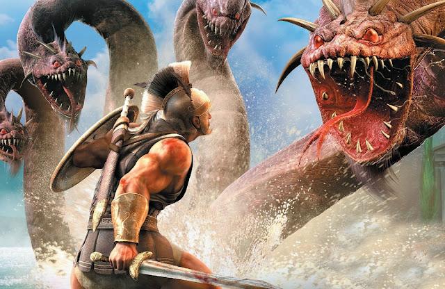 Hydra video game