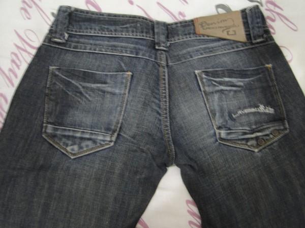 36ad865d2 Calça Lado Avesso Usada poucas vezes Jeans é assim mesmo nova Nº 38 R$  50,00. FRETE **VENDIDA**