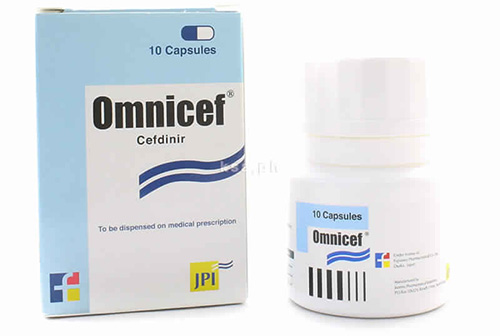 سعر ودواعى إستعمال دواء أومنيسف Omnicef مضاد حيوى