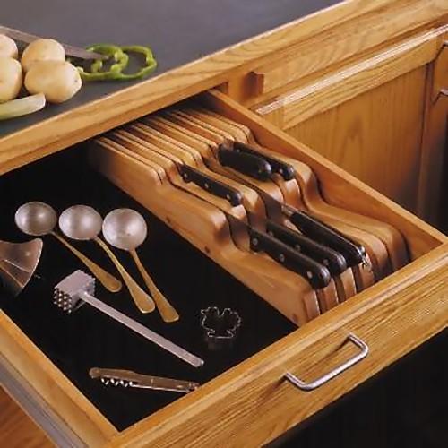 Kitchen Tray Storage Ideas