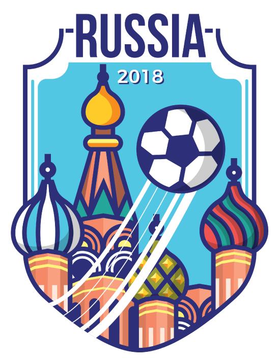 Icono Libre de Rusia 2018