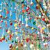 Το δέντρο μνήμης με τα 1.600 πολύχρωμα αβγά