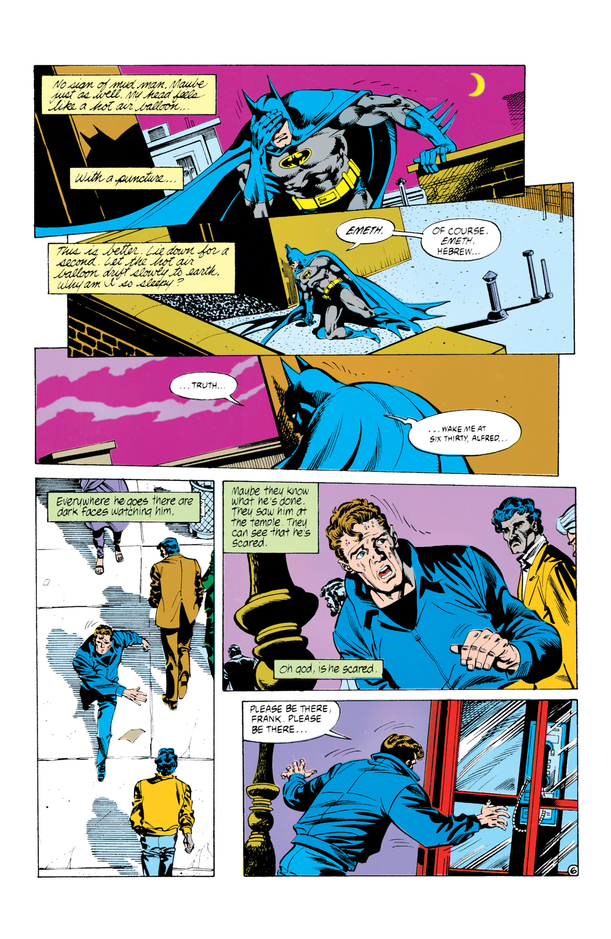 Detective Comics (1937) 632 Page 6