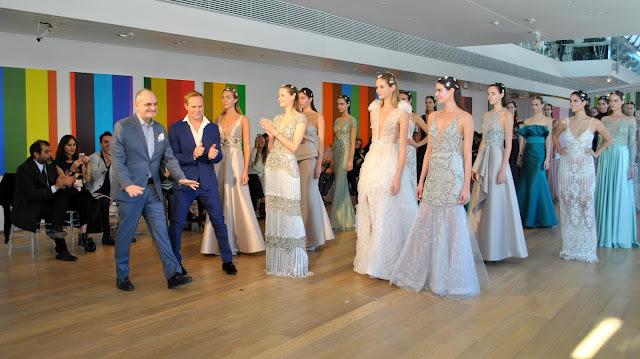 Laurencio Adot, desfile, moda, fashion, fashion blogger, alta costura, verano 2018, moda y tendencias, tendencias, estilo