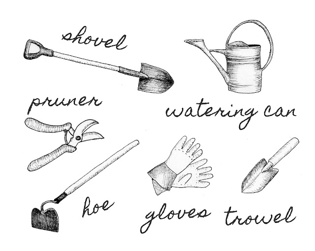 How to use essential garden tools