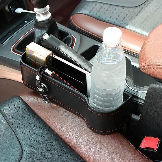 Cover Leather Car Headrest