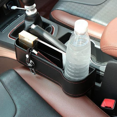 Car Seat Side Pocket Organizer