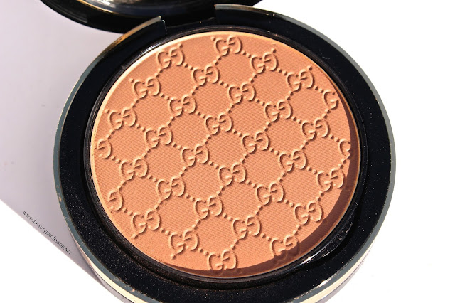 gucci bronzer swatches