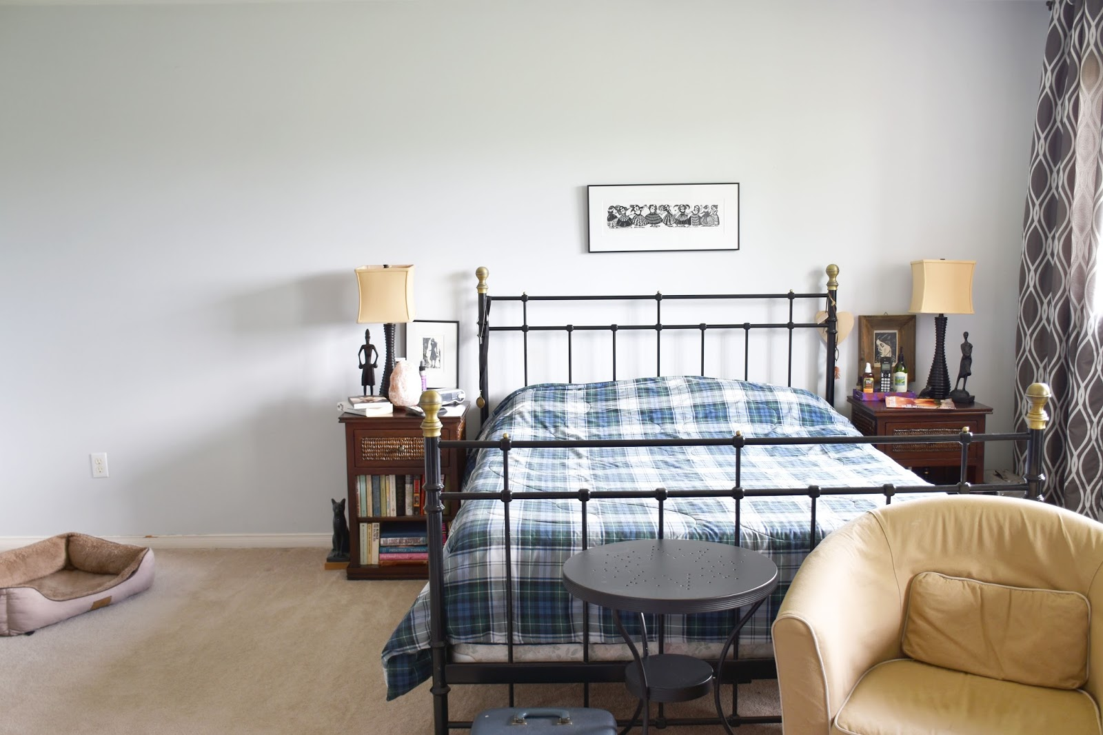 . Woman in Real Life The Art of the Everyday  Master Bedroom Mini