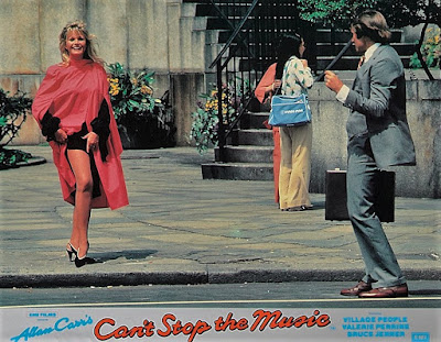 Cant Stop The Music 1980 Caitlyn Jenner Valerie Perrine Image 3
