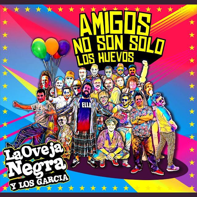 Ska Me Crazy!: La Oveja Negra y los Garcia - Amigos no son sólo ...