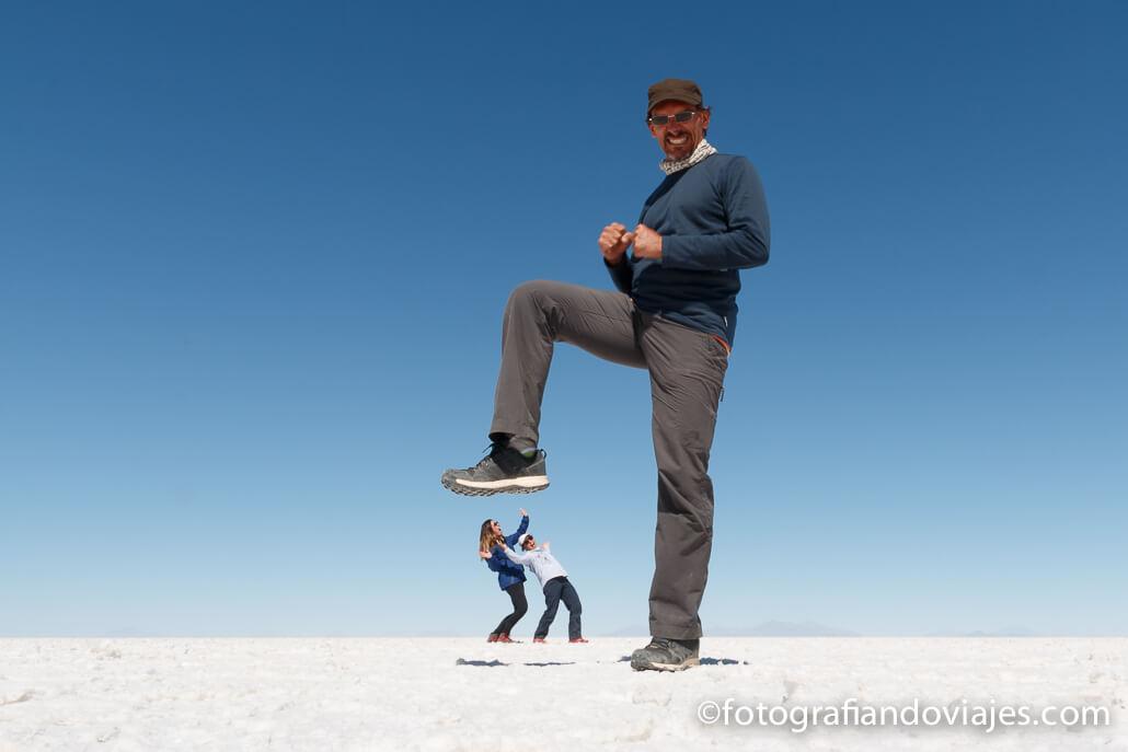 Salar de Uyuni Bolivia