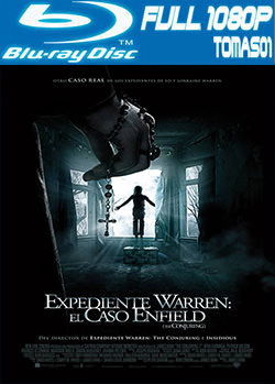 El Conjuro 2 (Expediente Warren 2) (2016) BRRip Full HD 1080p / BDRip 1080p