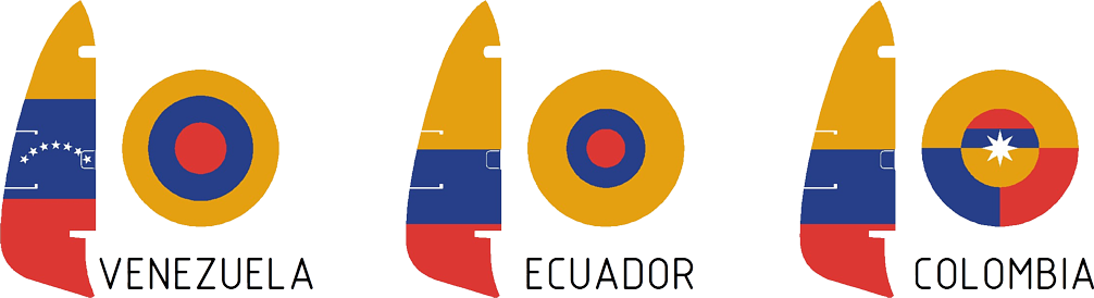 venezuela escarapela nacional ceo dir 119 cucarda insignia