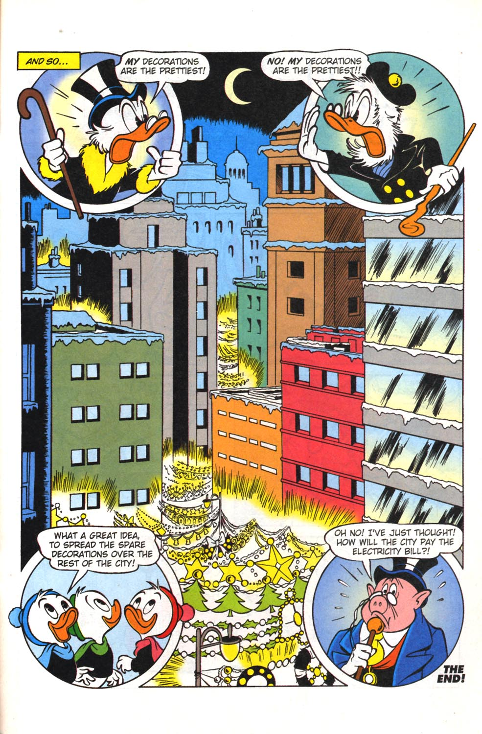 Read online Uncle Scrooge (1953) comic -  Issue #308 - 31