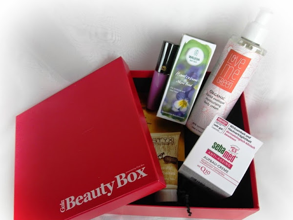 Gala Beauty Box November 2014