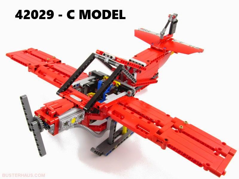 BusterHaus com: LEGO 42029 - C Model