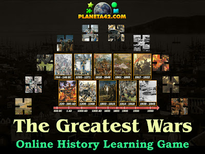 The Greatest Wars in the World Puzzle