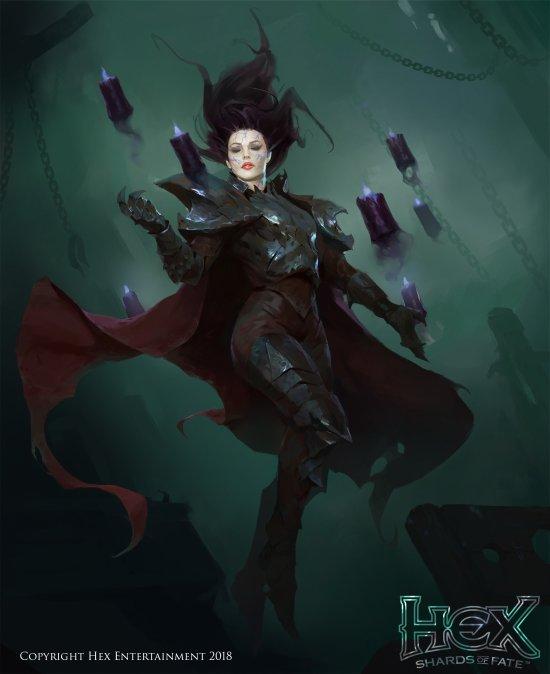 Vyacheslav Safronov artstation arte ilustrações fantasia sombria games