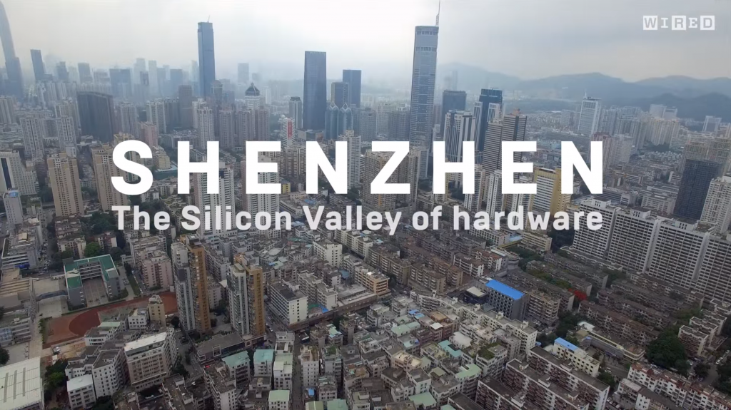 Shenzhen A & H Design Home Limited Part - 21: At The Very Start The Film Sets The Scene To This Fascinating Technology  Mecca. A City Populated By 20 Million People, Shenzhen Is The Setting Where  ...