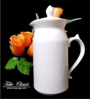 [BARU!!] Teko Classic | Mug keramik untuk souvenir event kamu