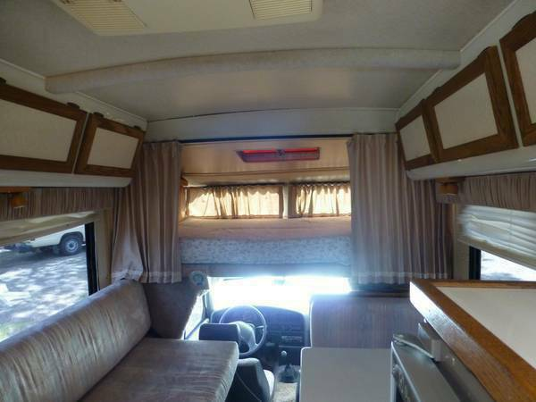 Used RVs 1990 Toyota Sunrader RV For Sale by Owner