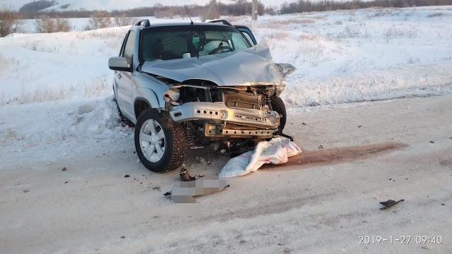 В Бижбулякском районе автоавария унесла жизни четверых человек