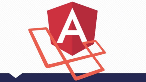 Angular and Laravel Authentication and password reset.