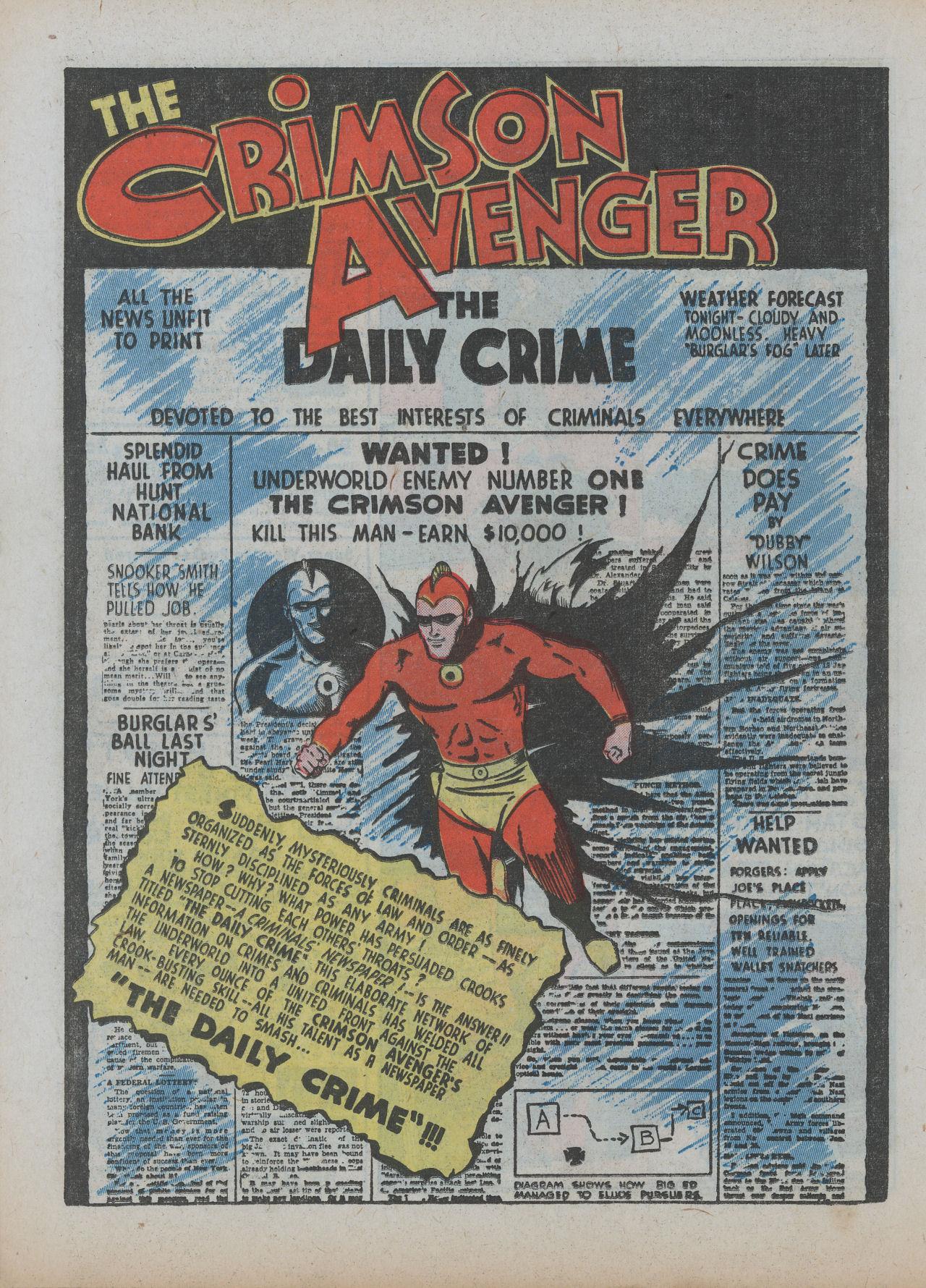 Read online Detective Comics (1937) comic -  Issue #63 - 32