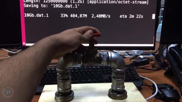 NetValve - Controle de banda