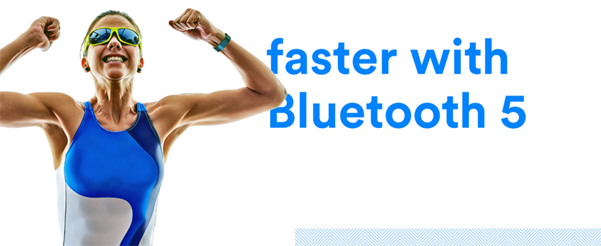 Fastest Bluetooth ever, Speed upto 2 Mbps : Intelligent computing