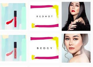Lip Lacquer Aura LVF Cosmetics
