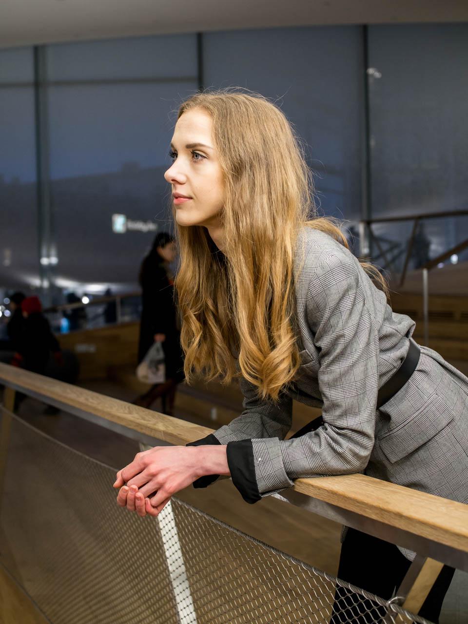 How to style belt with a blazer - Kuinka yhdistää vyö bleiserin kanssa