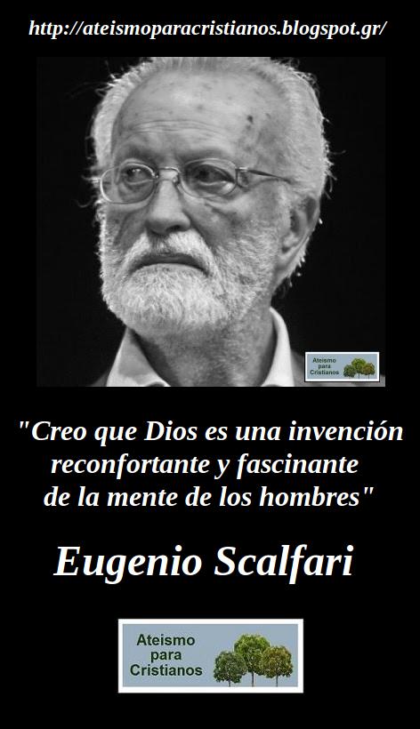 Ateismo Para Cristianos Frases Célebres Ateas Eugenio