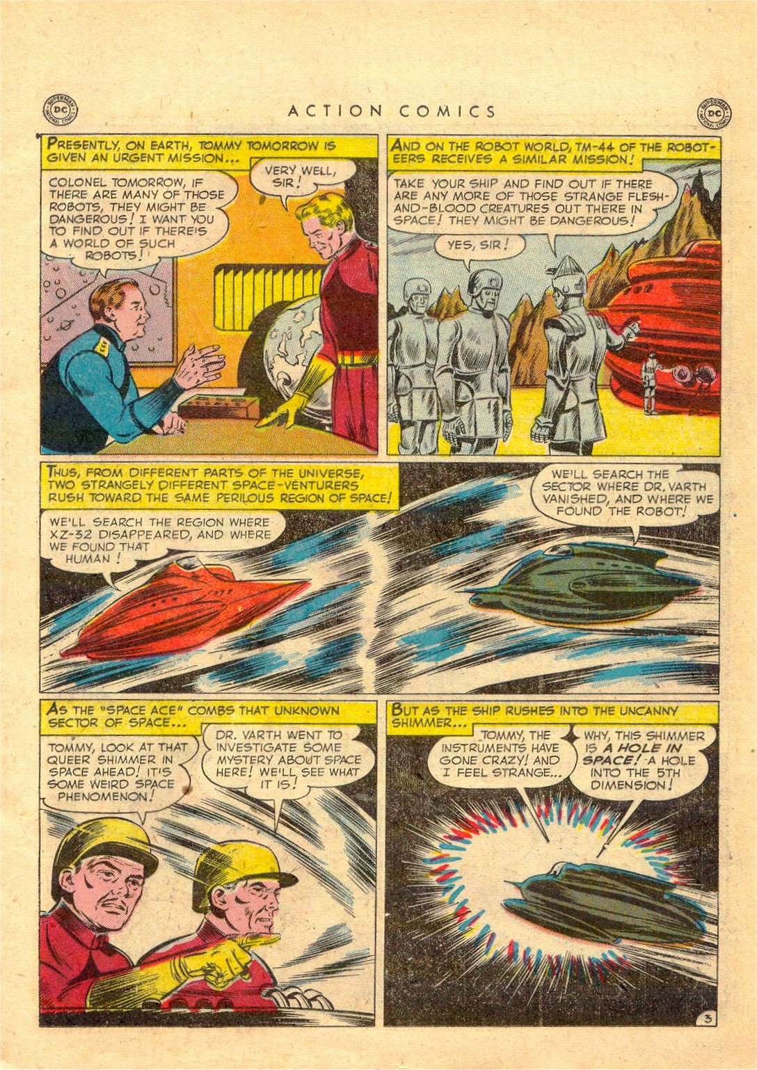 Action Comics (1938) 156 Page 17