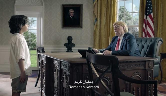 Iklan Ramadhan Jadi Viral Karena Ada Trump, Putin Dan Kim Jon-Un