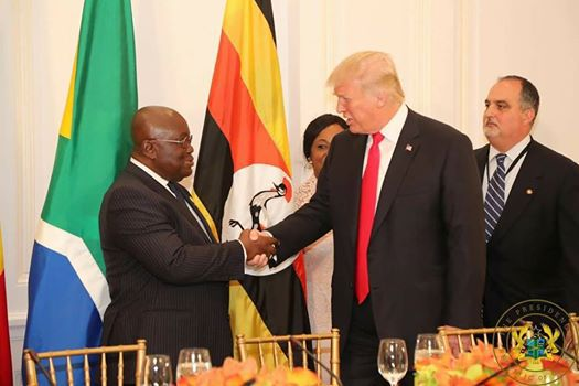 Ghana not a 'shithole' – Akufo-Addo replies Trump