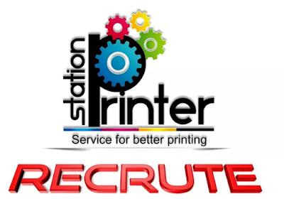 PrinterStation Recrute