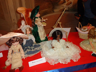 mostra bambole vintage manerbio