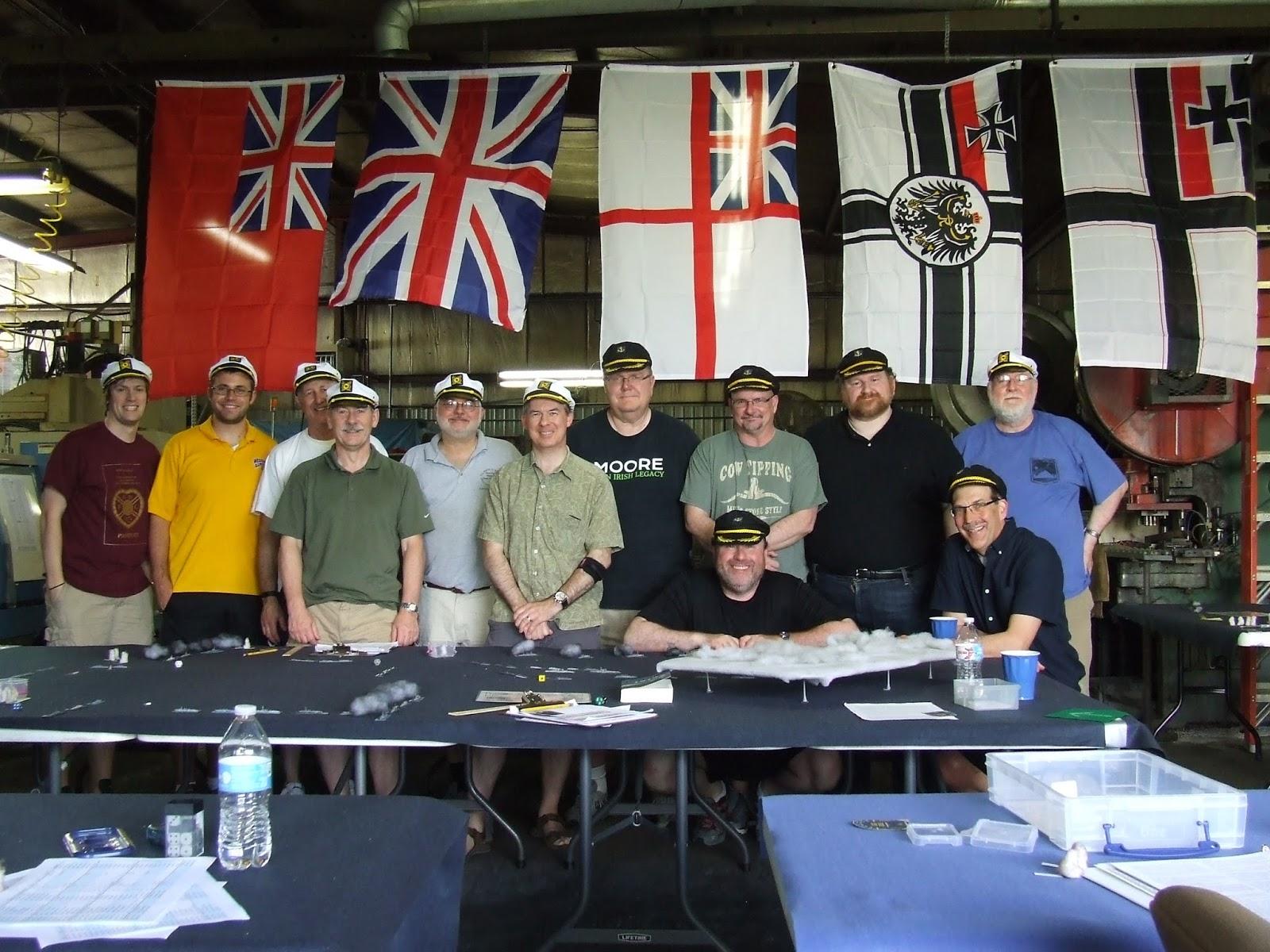 Splendid Little Wars: Jutland Re-fight - The 100 Year
